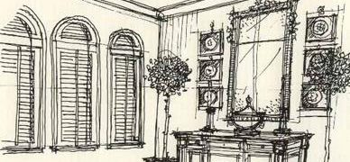 مراحل طراحی دکوراسیون داخلی | دکوراسیون داخلی در طراحی داخلی منزل | طراحی دکوراسیون داخلی منزل