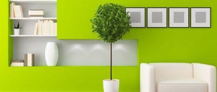 ترکیب رنگ های جسورانه و شیک برای دکوراسیون داخلی منزل | طراحی دکوراسیون داخلی منزل