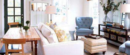 ۷ ترفند طراحی داخلی برای دکوراسیون داخلی منزل   چیدمان منزل   ترفند دکوراسیون   دکوراسیون منزل