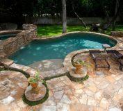 استخر های شنا بر حسب شیوه تصفیه آب | طراحی استخر | ساخت استخر شنا